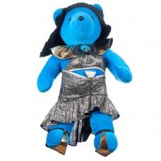 Игрушка Плюшевый медведь North American Bear (Голубой медведь / Клеопатра), 52 см х 30 см
