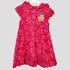 Платье-халат NICKELODEON (Розовый/Дора)