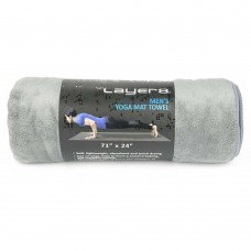 Полотенце для Йоги Layer8 Mens Yoga Mat Towel