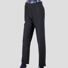 Брюки с карманами на молнии CHICO'S (Черный)