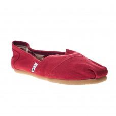 Слипоны TOMS (Красный)