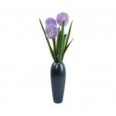 Цветы декоративные в вазе