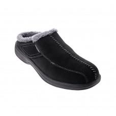 Тапочки MEN`S OrthoFeet  Slippers BLACK