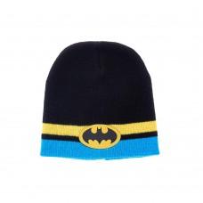 Шапка детская Batman (чёрный\желтый\голубой)