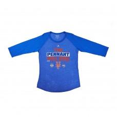 Футболка лонг-слив Pennant (синий)