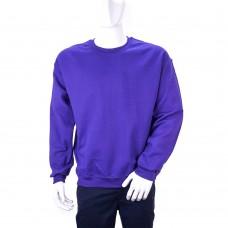 Батник на флисе GILDAN (фиолетовый)