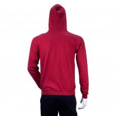 Толстовка с капюшоном Gildan (бордовый)