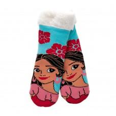Носки тёплые Disney (голубой\Мулан) 3-4 года