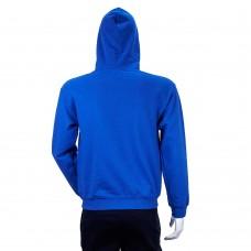 Худи с капюшоном GILDAN (синий)