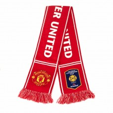 Шарф FC Manchester UNITED