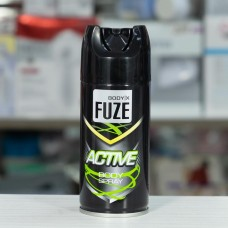 Дезодорант-спрей 150мл Body-X Fuze Active