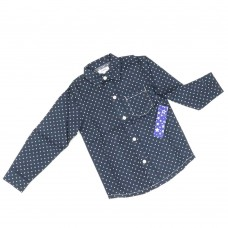 Рубашка Fabkids LS Printed Woven Shirt