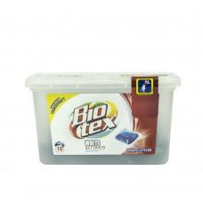 Средство для стирки 10шт Biotex Ultimate White