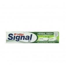 Зубная паста 75мл Signal Herbal Fresh