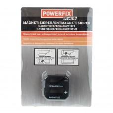Портативный магниторезистивный размагничиватель для отвертки Powerfix