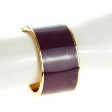 Браслет AVON Bracelet large motif violet de paix