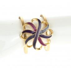 Браслет AVON Bracelet pouvoir infinite violet de paix