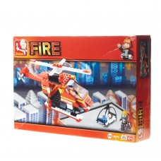 Конструктор Sluban FIRE (155 pcs)