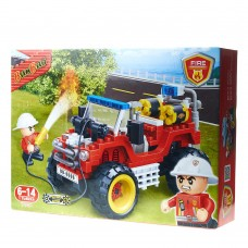 Конструктор BanBao FIRE (148 pcs)