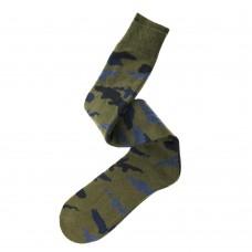 Гольфы Esercito 43-46 зеленые