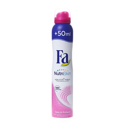 Дезодорант-спрей 200мл Fa Nutri Skin