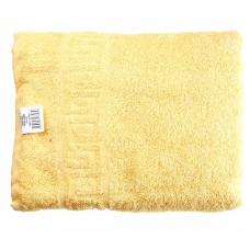 Полотенце для лица и рук 70Х140 см (Жёлтый)