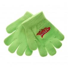 Перчатки WITCH (зелёный\акрил\3-5лет)