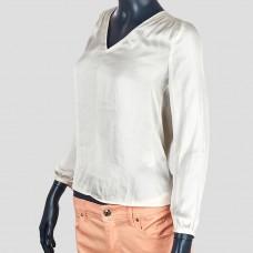Блузка BANANA REPUBLIC (кремовый)